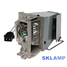 Sklamp Premium Quality SP.8VH01GC01 Premium Quality OEM bulb inside with Housing Fit For OPTOMA HD141X GT1080,HD26