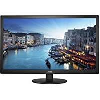 28 AOC M2870VHE HDMI-DVI-VGA 1080p Widescreen Extra Narrow Bezel Slim LED LCD Monitor w-HDCP Support Black
