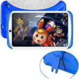 Kids Edition Tablet, 7 HD Display, 32 GB, Kid-Proof Case, Android 4.4 Quad Core, 3D Game Supported (Blue)