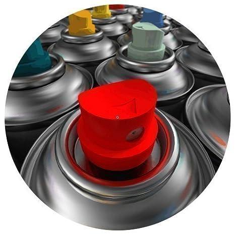 123t Slipmats - Tapete Antideslizante con Diseño de Pintura en ...