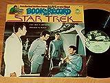 STAR TREK Book & Record LP vinyl Children's stories: Crier In Emptiness / Passage To Moauv