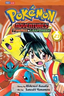 Pokemon Adventures Volume 23( FireRed & LeafGreen)[POKEMON ADV V23][Paperback]