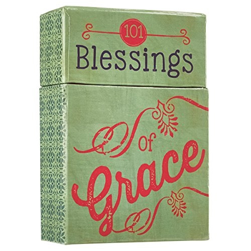 Retro Blessings 101 Blessings of Grace Cards - A Box of Blessings