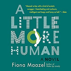 A Little More Human Audiobook