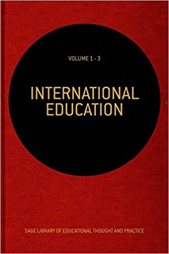Book International Education: Three-Volume Set (SAGE Library of Educational Thought and Practice)