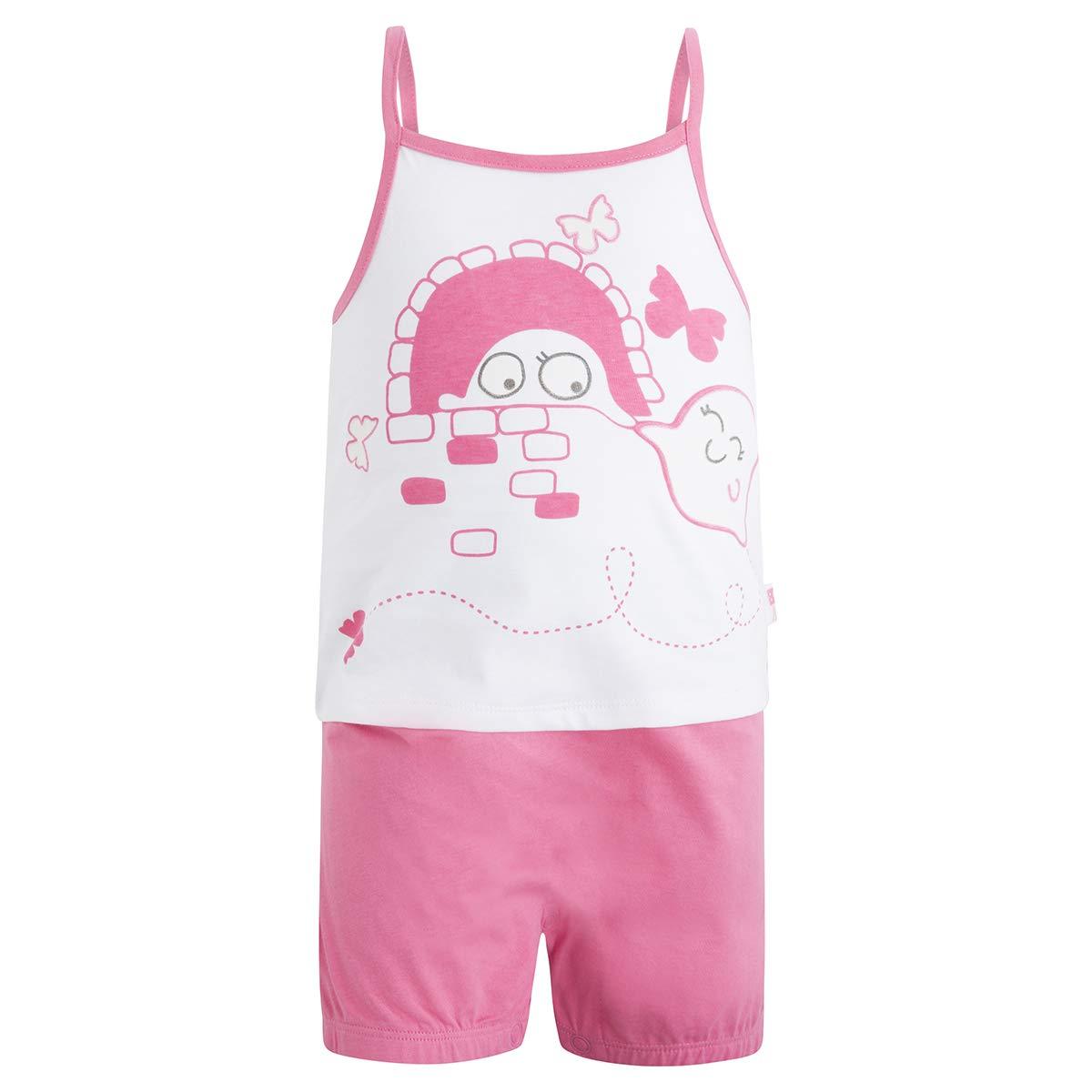 Canada House Pijama bbghost bebé niña, Talla 36m: Amazon.es ...
