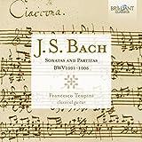 J.S. Bach: Sonatas and Partitas for Classical Guitar