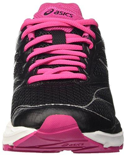 W Asics Pulse Gel EU Femme Sport Chaussures 5 Bleu 43 de Multicolore Pink Silver Black Sport 8 qqBgU