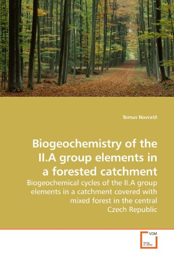 Biogeochemistry of the II.A group elements in a forested catchment: Biogeochemical cycles of the II.A group elements in