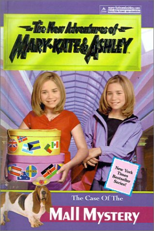 The Case of the Mall Mystery (New Adventures of Mary-Kate & Ashley ()