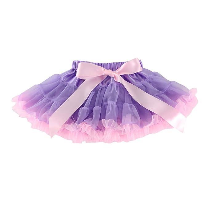 56ac131936 CZCCZC 2016 New Girls' Baby Toddler Pettiskirts Princess Party Skirts Tutu  Dress (3-