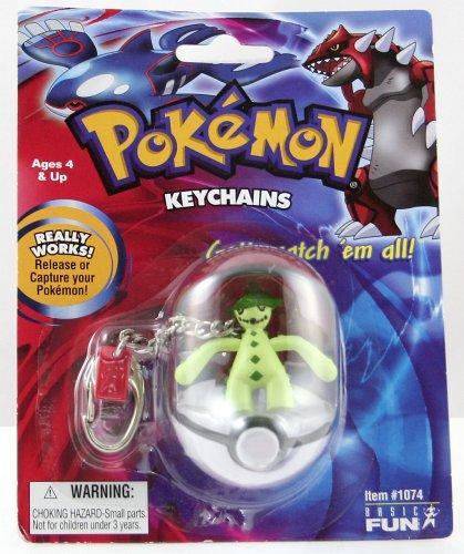 Amazon.com: Pokemon Pokeball & cacturne Figura llavero: Toys ...