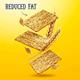Wheat Thins Reduced Fat Whole Grain Wheat Crackers, 6 - 8.5 oz Boxes