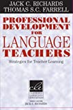 Professional Development for Language Teachers, Thomas S. C. Farrell, 0521613833