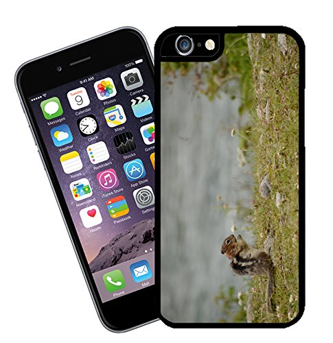 Chipmunk 02 iPhone case - This cover will fit Apple model iPhone 7 (not 7 plus) - By Eclipse Gift Ideas