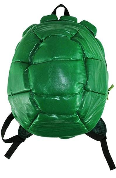 Amazon.com: Bioworld TMNT Shell Mochila (estándar), color ...