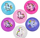 18'' UNICORN KNOBBY BALL, Case of 1