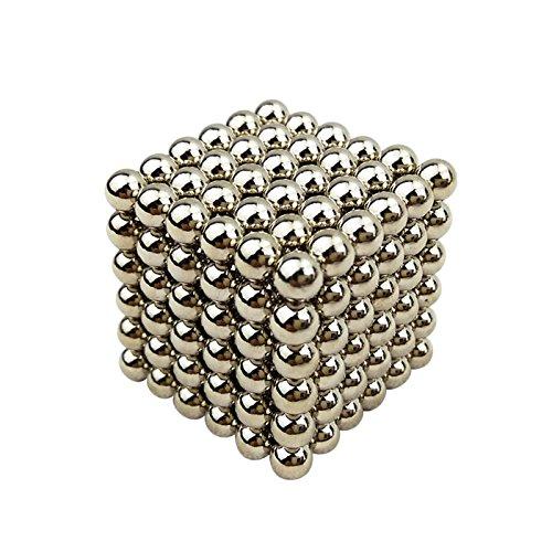 54 opinioni per Cubo Classic, 3 cm magico composto da sfere in ferro, puzzle, soprammobile,