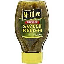 Mt. Olive Sweet Relish, 10 oz