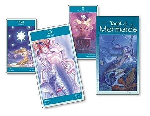 Tarot of Mermaids (Lo Scarabeo Series) (English and Spanish Edition) (Spanish Cards Tarot)