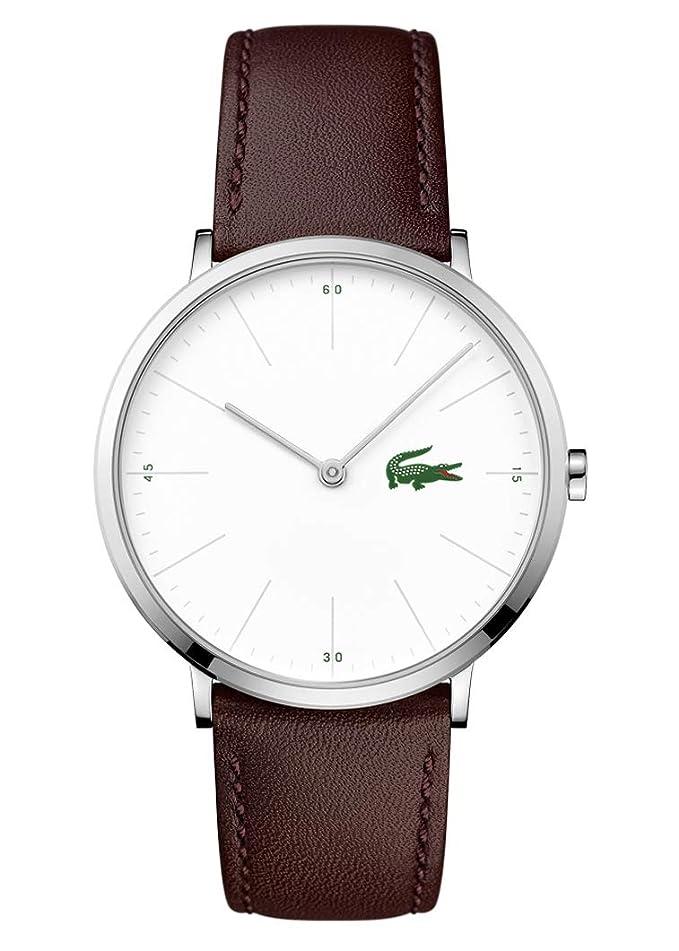Lacoste - Reloj de cuarzo con pulsera para hombre