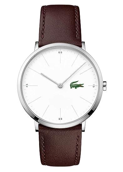 877b559e0d2a Lacoste 2010872 - Reloj de pulsera para hombre  Lacoste  Amazon.es  Relojes