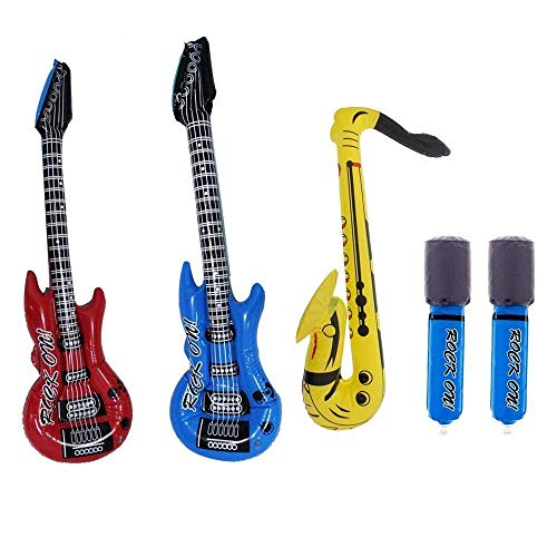 Inflatable Instruments -