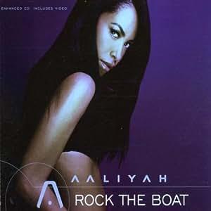Aaliyah - Rock the Boat - Amazon.com Music