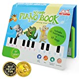 Best Learning My First Piano Book - Educational Musical Toy Kids