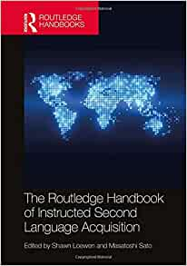 Second pdf download handbook the language new of acquisition