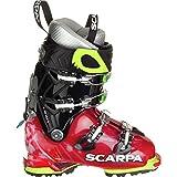 Scarpa Women's Freedom SL 120 Ski Boots Scarlet / White 21.5