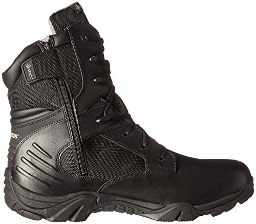Bates Mens GX-8 Gore-Tex Insulated Side Zip Military and Tactical Boot Black ZyztCZDVY