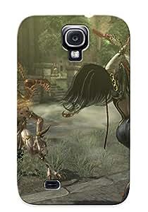 New Fashionable Freshmilk 11d4da12235 Cover Case Specially Made For Galaxy S4(bayonetta)