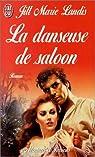 La Danseuse du saloon par Landis