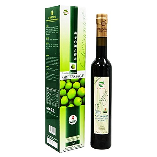 Bio Energía Greengage Assorted enzima 375 ml: Amazon.com ...