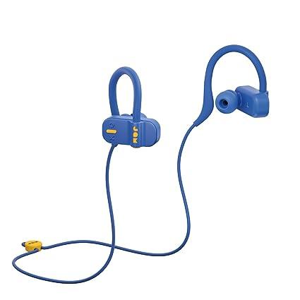 19d48ae87ee JAM Live Fast Workout Earphones   30 ft. Bluetooth Range, IP67 Sweat  Resistant Earbuds