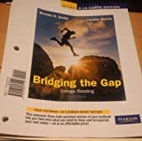 Bridging the Gap : College Reading, Smith, Brenda D. and Morris, LeeAnn, 0205827446