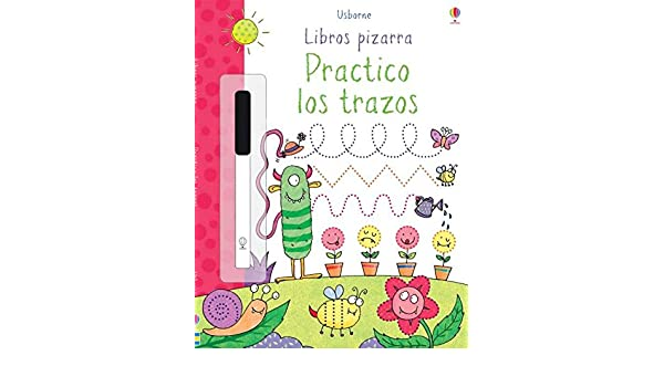 PRACTICO LOS TRAZOS: 9781474908573: Amazon.com: Books