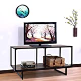Shelve TV Stand Home Media Furniture Table With Ebook