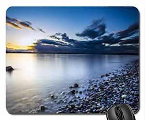 Beautiful View Mouse Pad, Mousepad (Beaches Mouse Pad)