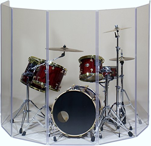 best drum shields for church worship take control of the volume. Black Bedroom Furniture Sets. Home Design Ideas