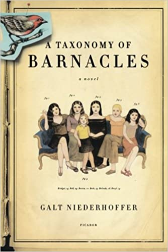 A Taxonomy Of Barnacles A Novel Galt Niederhoffer 9780312426514