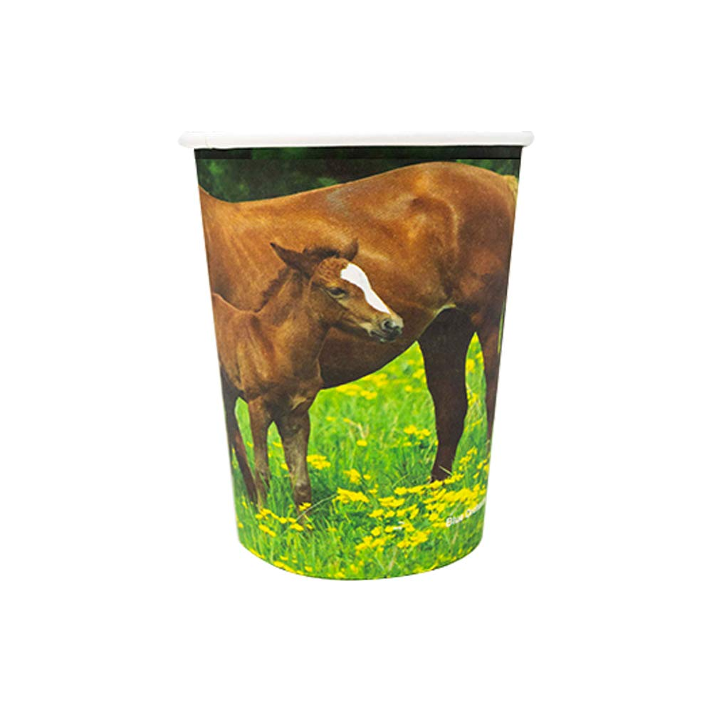 Horse Tableware 113+ Pieces for 16 Guests! Horse Party Horse Party Supplies Pack