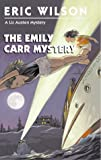 Front cover for the book The Emily Carr Mystery by Eric Wilson