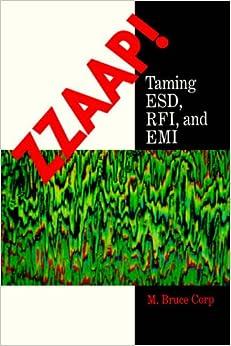 Book ZZAAP!: Training ESD, FRI, and EMI
