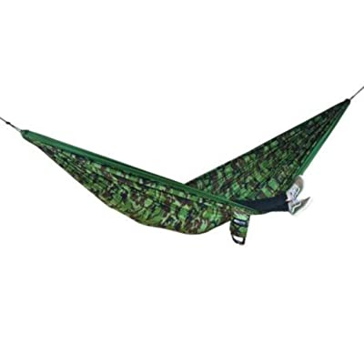 NTK Kokun 5 Stars, Premium Camping Parachute Hammock, Anti-Bacterial+Mosquito+UV, Compact, Durable, Ultra-Light, Silk Touch, Brazilian Design Made to Perfection.: Sports & Outdoors