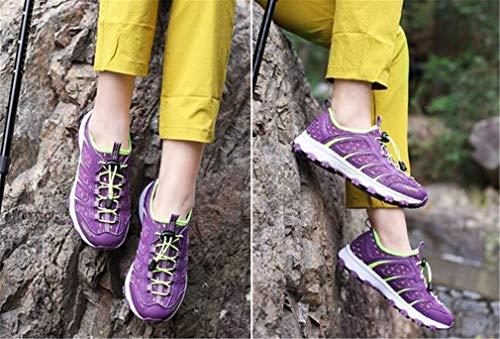 38 Outdoor Breathable Womens Sohlen Herbst Wanderschuhe Größe Schuhe Light Farbe Off B B Sommer Schuhe Wanderschuhe Exing Reise Road Anti Rutsch Damen xRqYwS