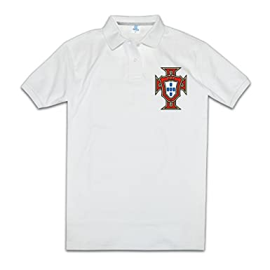 hmkolo Hombres de Portugal equipo de fútbol performance Golf ...