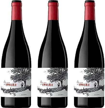 La Encina Del Inglés Vino Tinto - 3 botellas x 750ml - total: 2250 ml