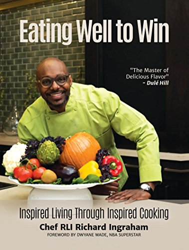 Eating Well to Win: Inspired Living Through Inspired - Mr Top Muffin